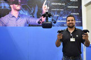 Robson da Conceição, líder do projeto pela Engenharia de Processos de Montagem da ZF. Foto: Divulgação / ZF