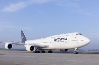 Foto: 747-8 / Divulgação  Lufthansa.