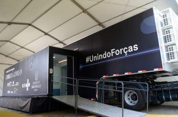 Foto: Divulgação / Mercedes-Benz.