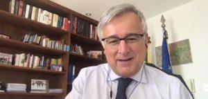 Ignácio Ibáñez, Embaixador da União Europeia no Brasil.