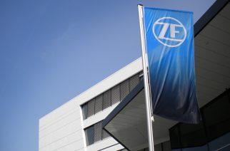 ZF inaugura a ampliação da pista de teste Erich Reinecke, na Alemanha