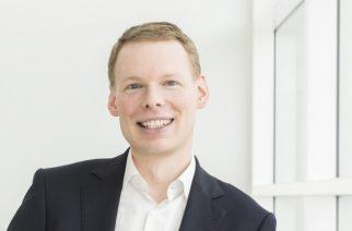 Foto: Rolf Hellermann, novo CFO da Bertelsmann.