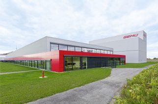 GEMÜ recebe prêmio líder mundial no segmento de válvulas e componentes de automação