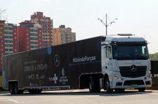 Divulgação: Mercedes-Benz do Brasil