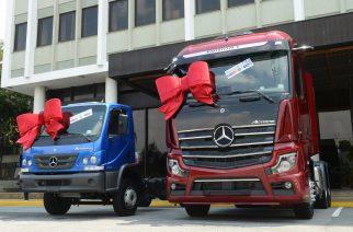 Foto: Divulgação - Mercedes-Benz