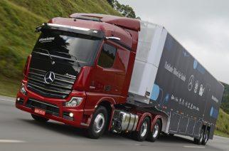 Foto: Divulgação Mercedes- Benz