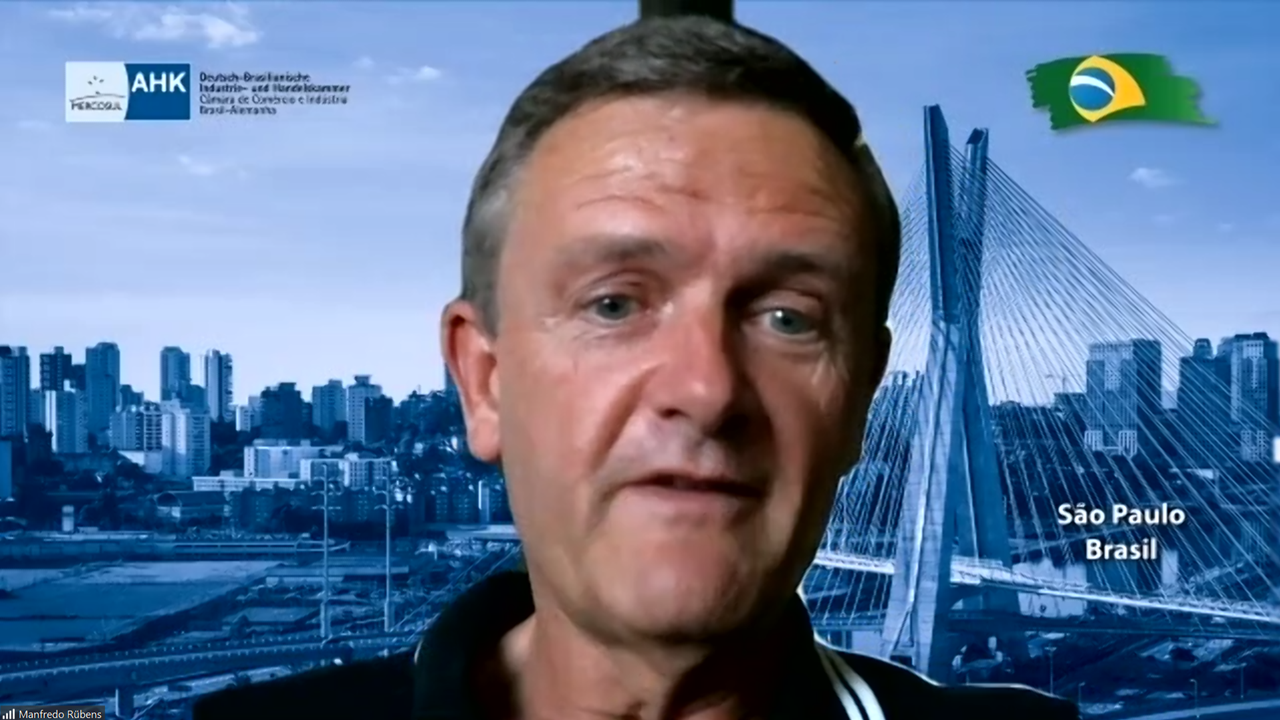 Ministério de Minas e Energia e GIZ participam de painel Hidrogênio Verde na Câmara Brasil-Alemanha