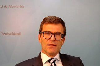 Embaixador Heiko Thoms anuncia novas regras para entrada de brasileiros na Alemanha