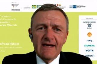 """Conferência Brasil-Alemanha de Mineração discute uso de energias renováveis: """"É uma necessidade"""""""