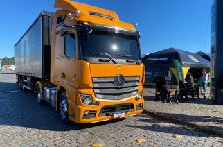 Foto: Divulgação - Mercedes-Benz do Brasil